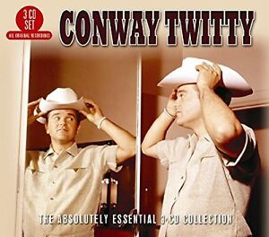 Conway-Twitty-The-Absolutely-Essential-3-Cd-Collection