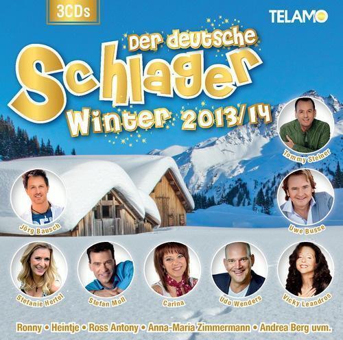 1 von 1 - Der deutsche Schlager Winter 2013/2014 (3 CDs)