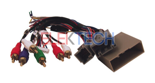 PAC C2R-FRD1 Radio Replacement Interface for Ford /& Lincoln /& Mercury Vehicles