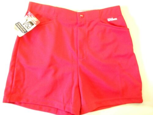 NOS Vtg '80's Wilson Women's Coaches Shorts Size M