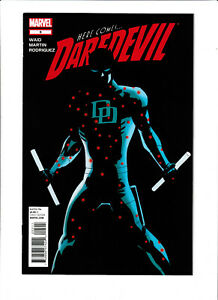 Daredevil-Marvel-Comics-5-NM-9-2-The-Man-Without-Fear-Kingpin-2011