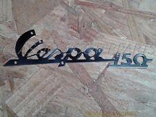 Vespa stainless emblem logo badge 150 VBA VBB VNA VNB VBC ALLSTATE VELOCE V8092