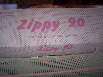 machine a tricoter zippy 90 Vintage rétro