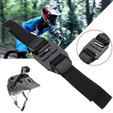 Sports Camera Vented Helmet Strap Mount Adapter For Gopro HD Hero 2 3+ 4 Session