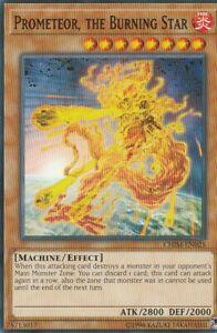 YUGIOH-CARD-3-X-PROMETEOR-THE-BURNING-STAR-CHIM-EN025