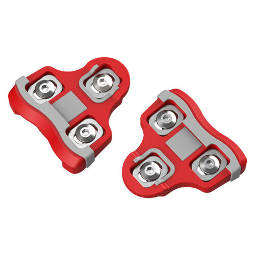 Favero Assioma Replacement Cleat 6 Degree Red