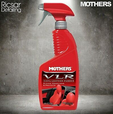 Mothers VLR Vinyl, Leather and Rubber Cleaner and ...