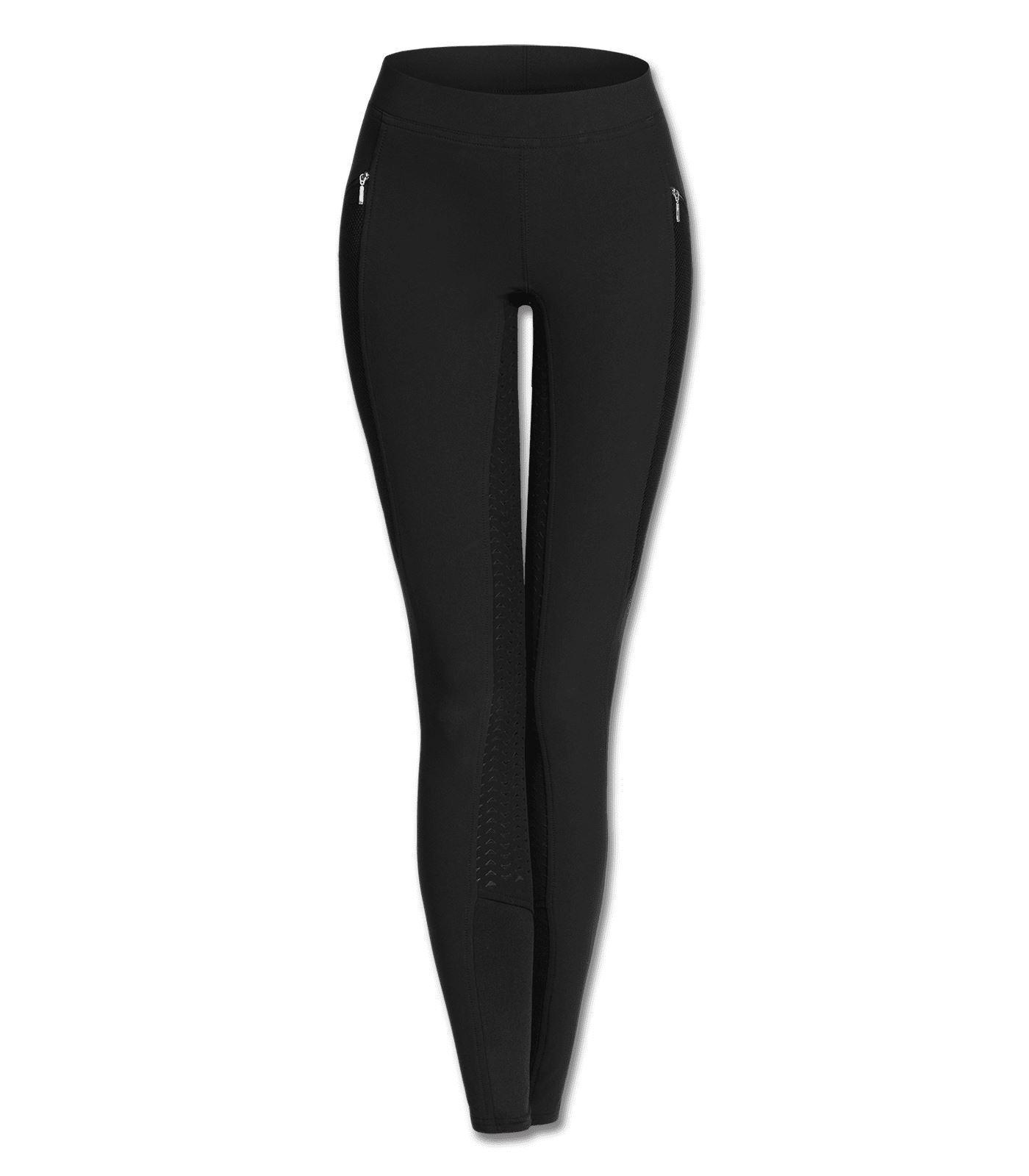 Waldhausen Jade Damas Elástico Tirar Completo Asiento Transpirable Pantalones De Montar Equitación