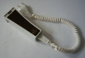 Vintage-Alter-Rasierer-Lady-Remington-70er-Jahre-Mod-209-fast-wie-neu