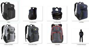 2b3b5cd9efc2 Image is loading NEW-NWT-ADIDAS-Climacool-Strength-Laptop-Backpack-Vapor