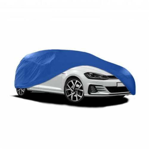 FORD FOCUS ST MK1 PREMIUM INDOOR BREATHABLE BLUE CAR COVER 130 GSM SOFT