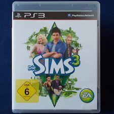 PS3 - Playstation ► Die Sims 3 ◄ dt. Version | komplett | TOP Zustand!