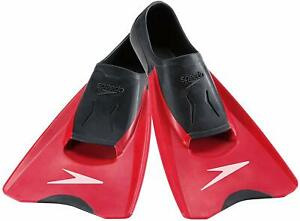Speedo-Switchable-Fin-3XS-Black-Red