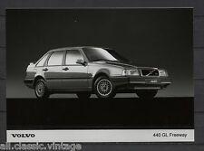 PRESS - FOTO/PHOTO/PICTURE - Volvo 440 GL Freeway