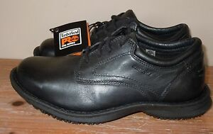 NEW-MENS-TIMBERLAND-PRO-SERIES-ESD-GLADSTONE-WORK-SHOES-STEEL-TOE-87522-5-5-W