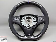 BMW PERFORMANCE E90 E92 M3 330 335 135i M Ring Thicker CARBON Steering WHEEL