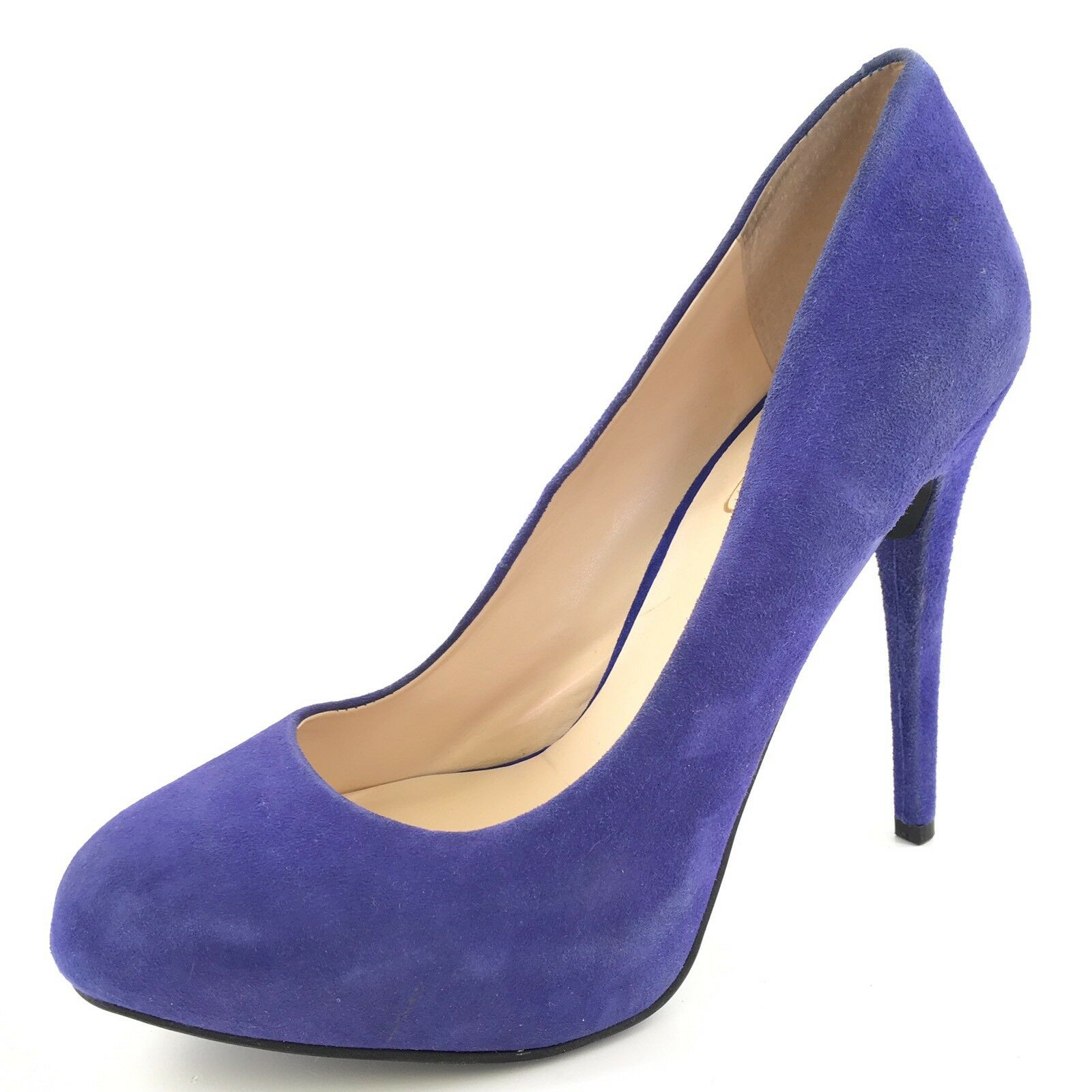 nuovo di marca Jessica Simpson Natalli viola Suede Platform Pumps Donna Donna Donna  Dimensione 8.5 M  prezzi equi