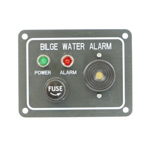 Bilge Alarm Panel Boat 12V DC By MiDMarine