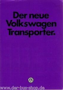 VW-Bus-T3-Prospekt-Transporter-Juni-1979