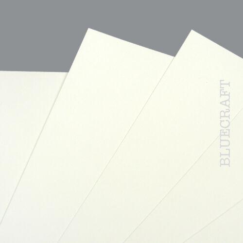 20 X A5 Blanco Prestige En Blanco Invitación Tarjetas 400gsm-Bodas Fiestas Eventos
