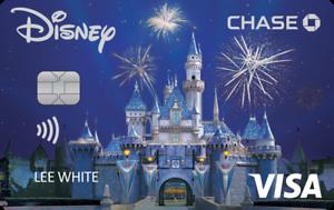 chase disney credit card $200