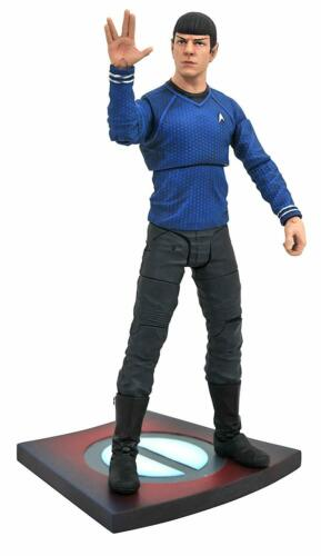 Select Spock 7 Inch Action Figure Into the Darkness Star Trek