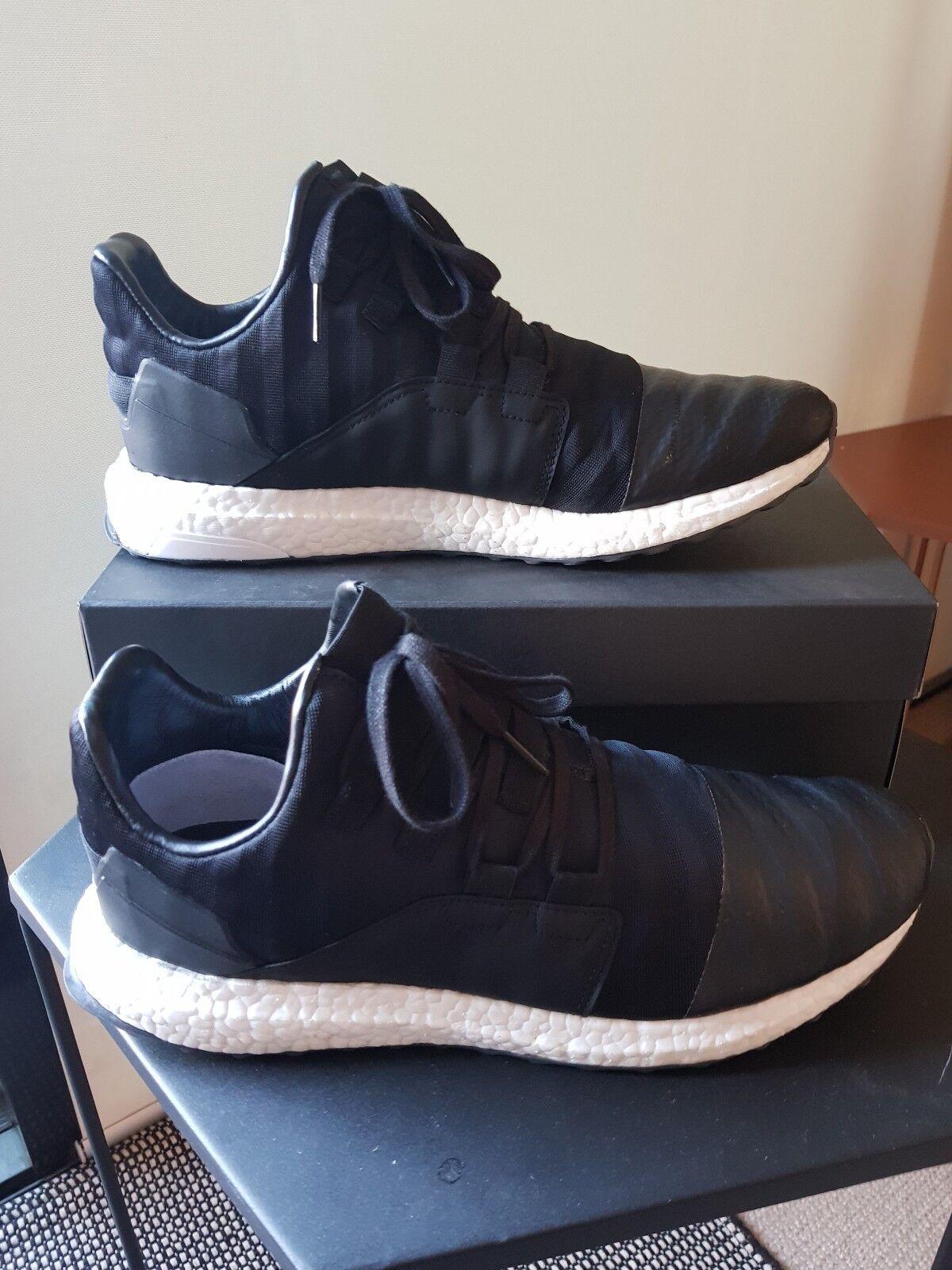 Adidas Y-3 Kozoko, Negro blancoo, 11.5US, 11.5US, 11.5US, Muy Buen Estado Usado 9451c0
