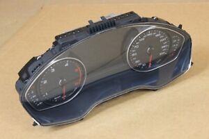Audi A5 8T 8F Facelift Tacho Kombiinstrument Speedmeter 80A920781A