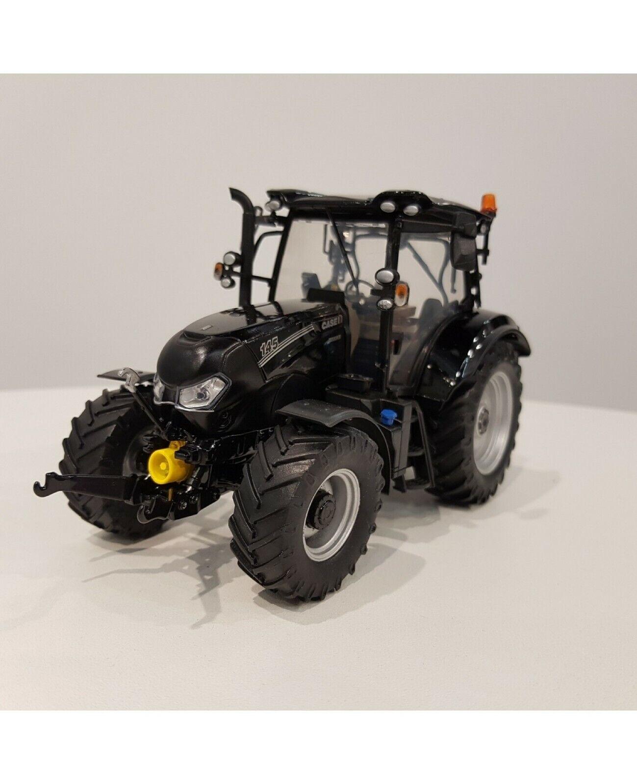 5380 Universal Hobbies schwarz BEAUTY CASE IH Maxxum CVX 145 tractor 1 32 BOXED