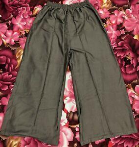 Palazzo-wide-leg-trousers-Free-Size