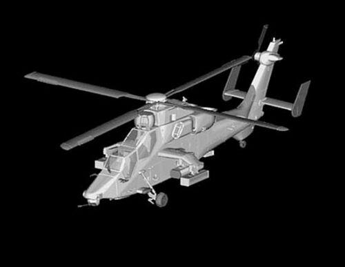 HobbyBoss 3487210 Hubschrauber Eurocopter Tiger 1:72 Helikopter Modell Modellbau