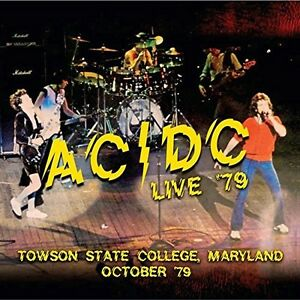 AC-DC-LIVE-79-TOWSON-STATE-COLLEGE-MARYLAND-OCTOBER-7-CD-NEU