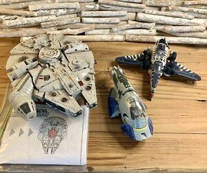 Star-Wars-Transformers-Millennium-Falcon-Boba-Fett-Slave-I-ARC-170-Starfighter