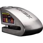 XENA XX15 Disque-lock Alarmé en Acier Inoxydable avec 14mm Goupille Renforcée de Carbure