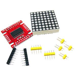 Pi-MCU-DIY-Kit-Dot-Matrix-Parts-Microcontroller-Control-Module-for-Arduino