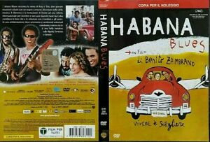 HABANA-BLUES-2005-di-Benito-Zambrano-DVD-USATO-WARNER