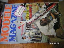 1µ?§ Revue Modele Magazine n°338 Bell 222 Ogar