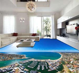 Details about Mandurah Australia Beach 3D Floor Mural Photo Flooring  Wallpaper Home Wall Decal