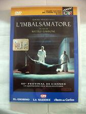 L'imbalsamatore DVD Matteo Garrone 55° Festival di Cannes