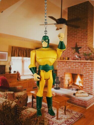 Details about  /DC Comics Mirror Master Ceiling Fan Pull Light Lamp Chain Decor K1141 G
