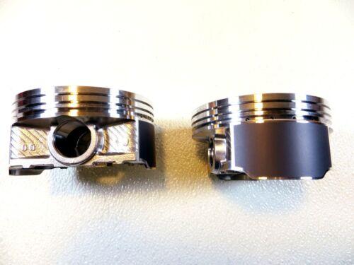 .50mm for 99-09 2.5L Subaru Saab SOHC EJ25 Upgraded Piston+Premium Ring Kit