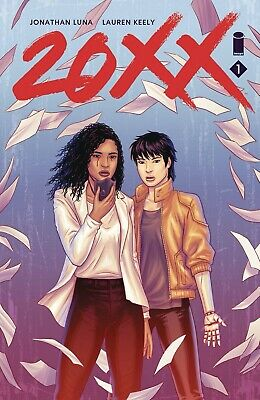 20XX #1 MR Image Comics