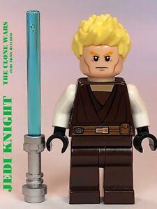 4c32cdcd9 LEGO STAR WARS JEDI CUSTOM JEDI KNIGHT GEONOSIS ARENA ARMYBUILDER ...