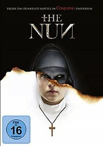 The nun Gary Dauberman DVD deutsch 2018