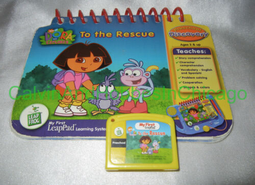 Cartridges Lot Variety You Pick 628 LeapFrog Leap Frog My First LeapPad Book