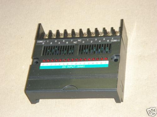 Idec Izumi fa-1j 16-dc Digital Input pfj-n162 24vdc