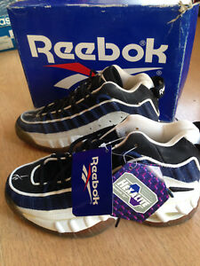 OG 1997 Reebok Bump n  Run mid 2-32425 sneakers size US7 UK6 USA39 ... d7c490bca
