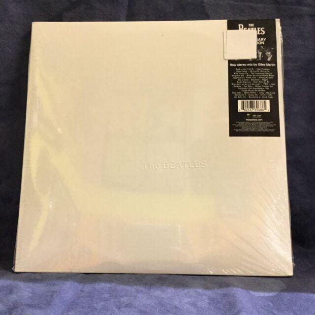 The BEATLES ANNIVERSARY (White Album) Vinyl (2-LP/VINYL, 2-discs, 2019) Sealed