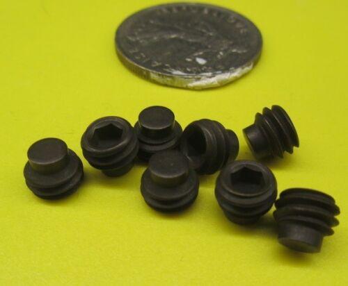 "Alloy Steel Half Dog Point Set Screw Extended Tip 5//16-18 x 1//4/"" Length 50 Pcs"