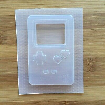 Console de jeu Moule Shaker résine moule sécurité alimentaire chocolat 90 S Jouets Retro Gamer